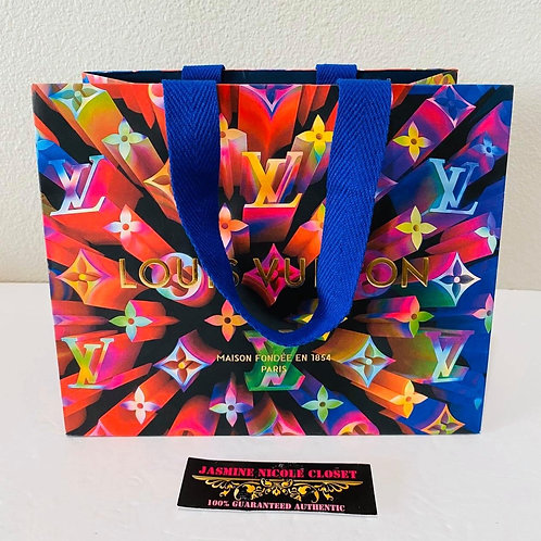 LV Paper Bag 9x7 inches