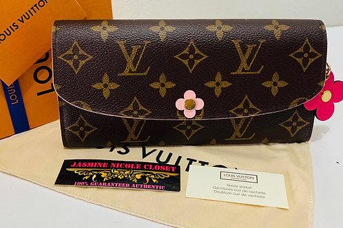 LV Emilie Flower Wallet