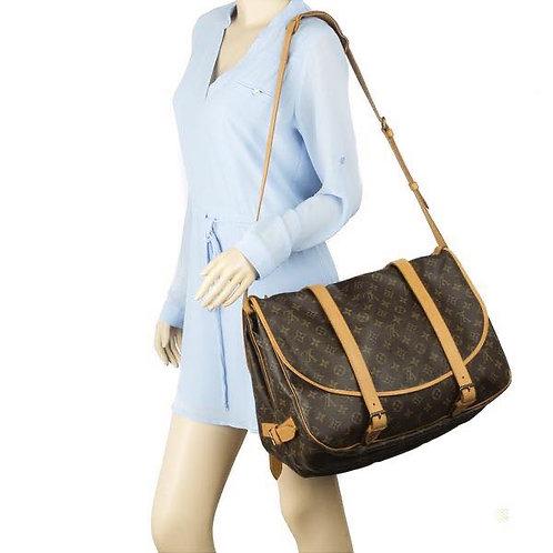 LV Saumur 43 Crossbody Bag