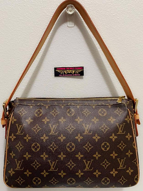 Pre Owned Rare Hard to Find Authentic LV Viva Cite GM in good condition