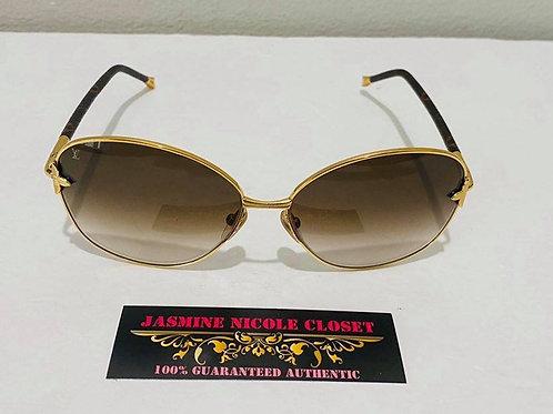 LV Monogram Viola Round Sunglasses Z0464U