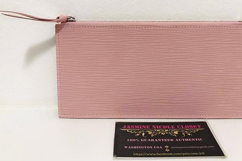 New Condition Authentic LV Epi Pouch Ballerine Pink