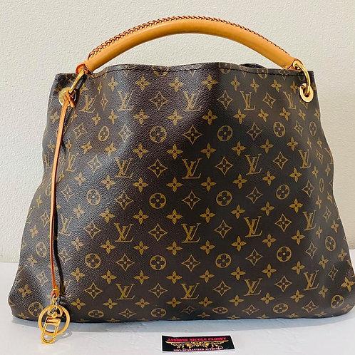 LV Artsy GM Shoulder Bag