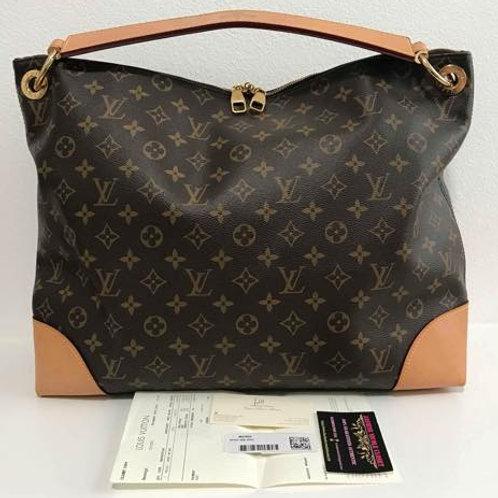 Pre Owned Authentic LV Berri MM Shoulder Bag