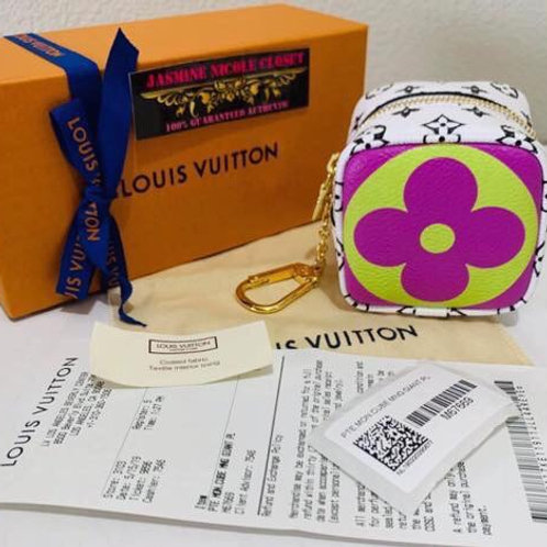 LV CUBE COIN PURSE