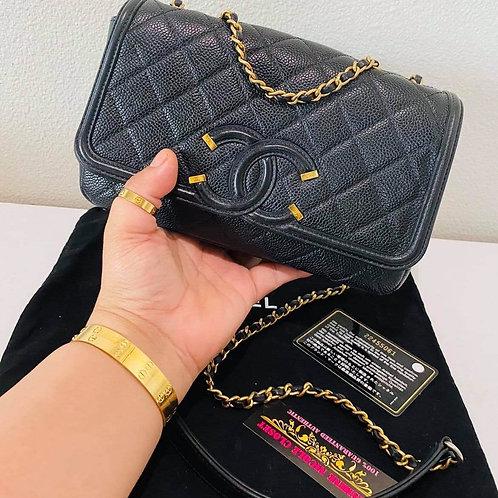 Chanel Small filigree