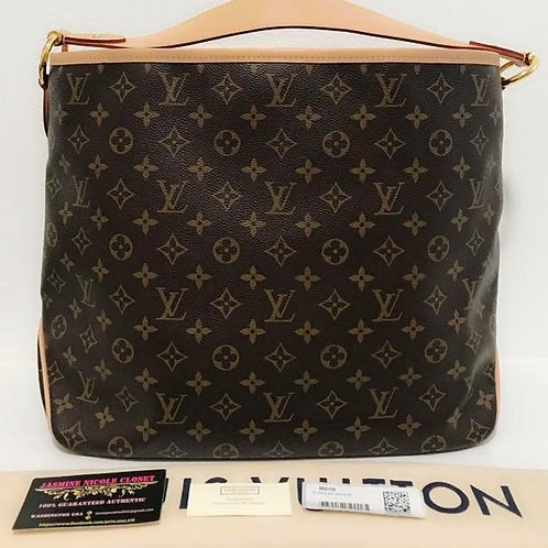 Excellent Used Condition Rare discontinued Luis Vuitton DELIGHTFUL MM Mono