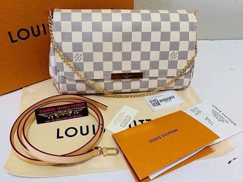 LV Favorite MM Azur