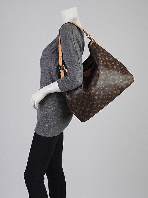 LV Delightful MM Shoulder Bag Mono