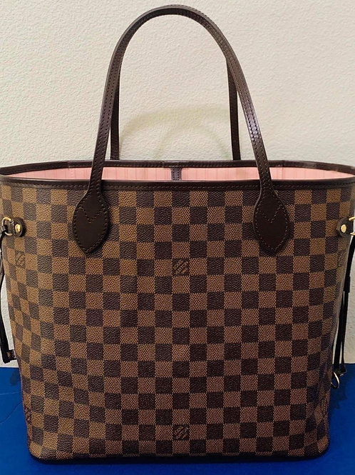 LV Neverfull MM Ballerine