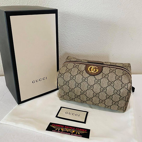 Brand New Gucci Ophidia Cosmetic Case