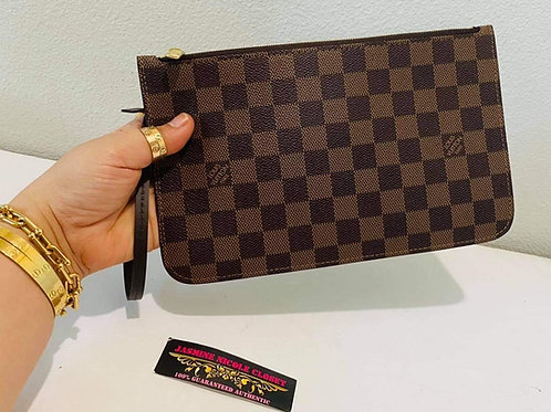 Brand New LV Neverfull MM Pouch
