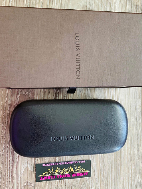 LV Sunglasses Case & Box