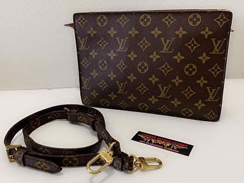 LV Mono Shoulder / Clutch