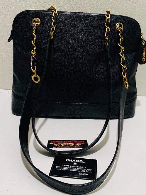 Chanel Shoulder Tote Bag