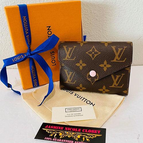 LV Victorine Wallet Mono