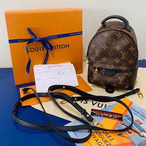 LV Palm Springs Mini Backpack