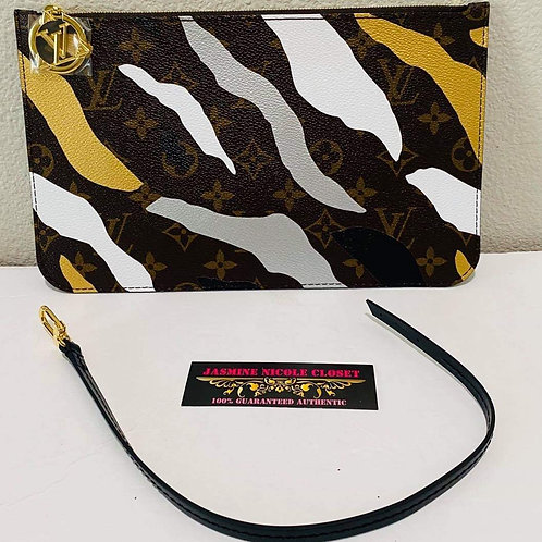 Brand New Neverfull LVxlol Pouch