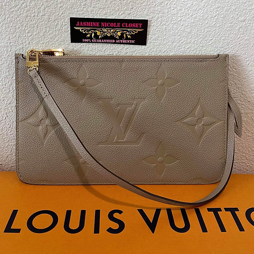 Brand New LV Neverfull Pouch