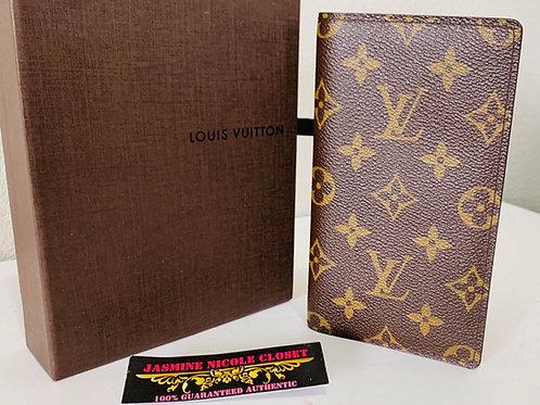 LV Checkbook Wallet