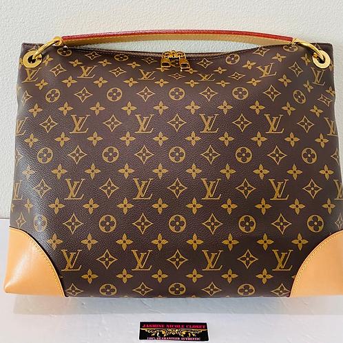 LV Berri MM Shoulder Bag