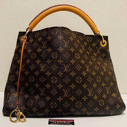 LV Artsy Shoulder Bag