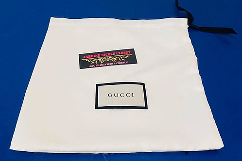 Gucci Dust Bag 10x10 inches