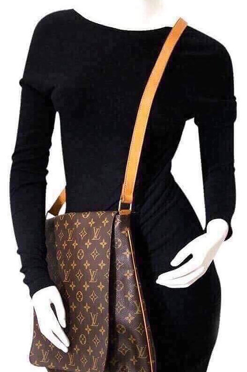 LV Salsa GM Crossbody  Bag