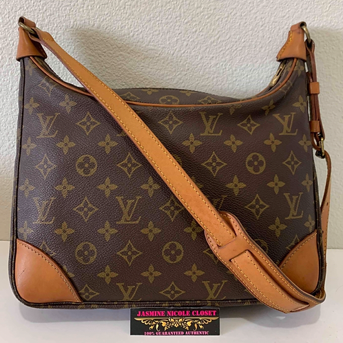 LV Boulogne 30 Shoulder Bag