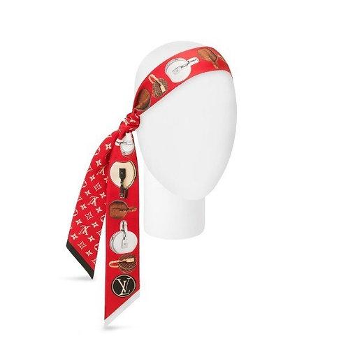 LV Bandeau BB tribute scarf