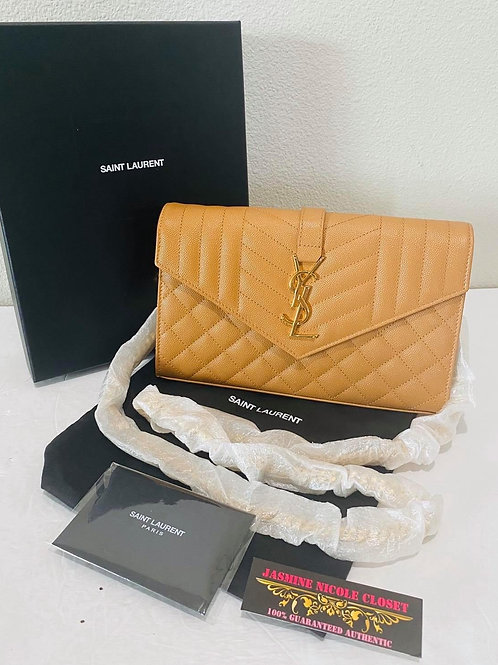 Brand New YSL Envelope WOC Crossbody Bag