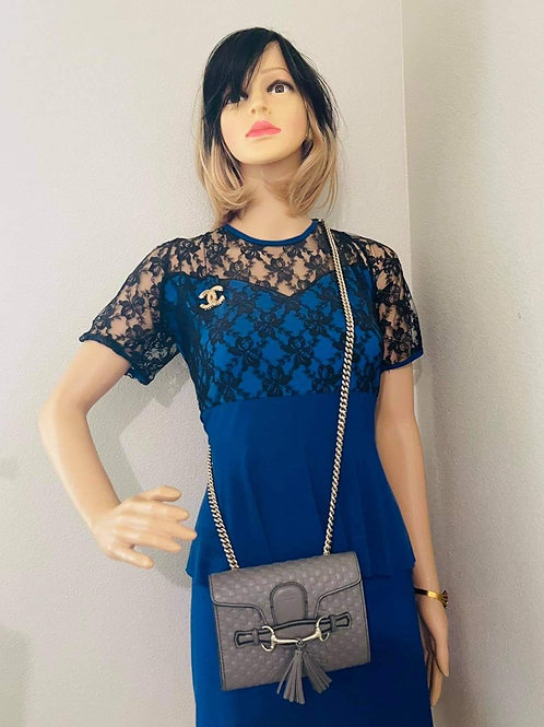 Brand New Gucci Mini Emily Crossbody
