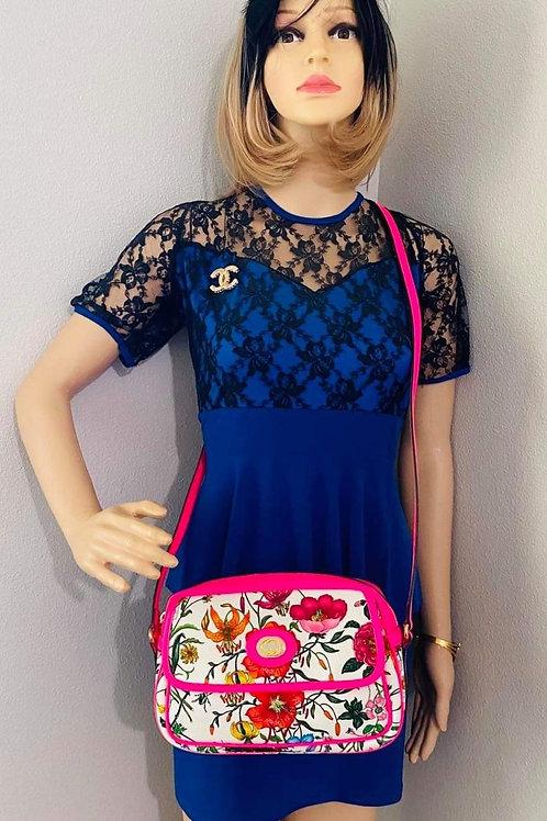 Brand New Gucci Floral Crossbody Bag