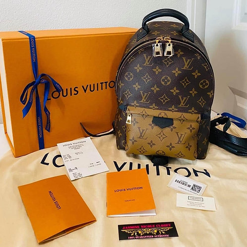 LV Palm Spring PM Backpack