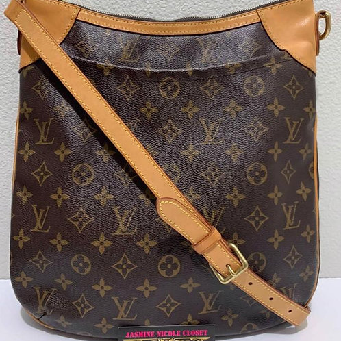 Pre Owned Rare Authentic LV Odeon MM Crossbody