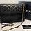 Thumbnail: Chanel Fringe Lambskin Shoulder Bag