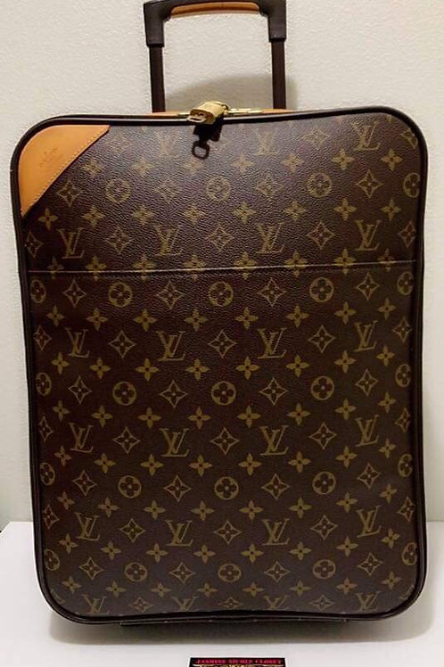 Pre Owned LV Pegase 45 Mono perfect for carry on bag