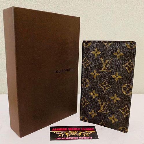 LV Checkbook Wallet w/ 3 CC slots
