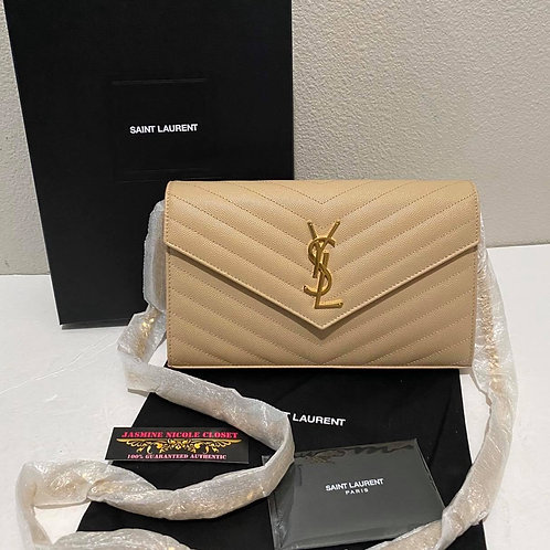 Brand New YSL WOC Crossbody Bag