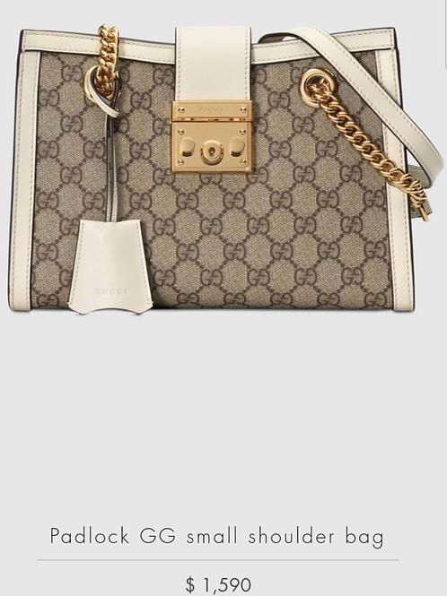 Brand New Gucci Padlock Small