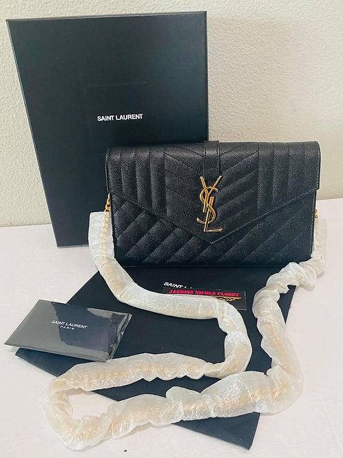 Brand New YSL Envelope WOC Crossbody Bag