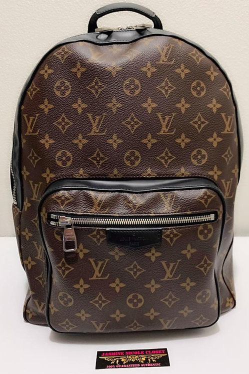 Pre Owned Rare Authentic LV Josh Backpack Bag in good condition