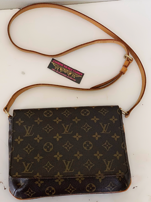 LV Musette Tango Crossbody with dust bag