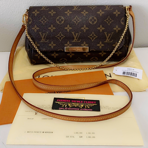 LV Favorite MM Mono