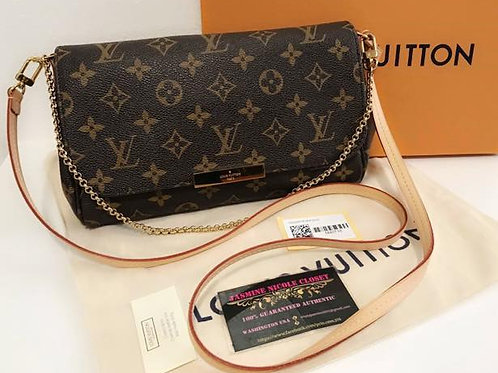 Excellent Condition Rare hard to find Authentic LV Favorite MM