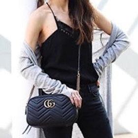 Gucci Marmont Small Crossbody Bag