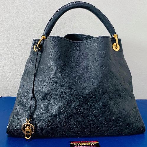 LV Artsy MM  Infini Shoulder Bag