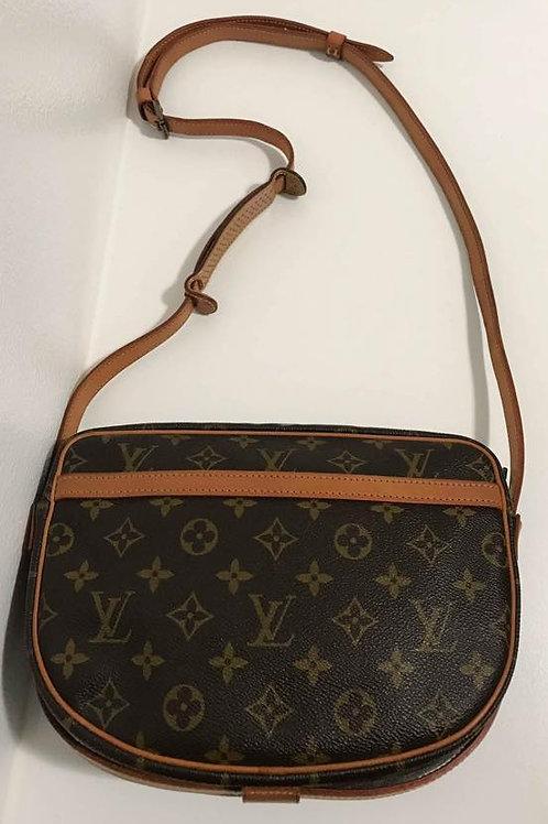 Pre Owned Jeune Fille Crossbody Bag