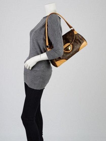 LV Beverly MM Shoulder Bag
