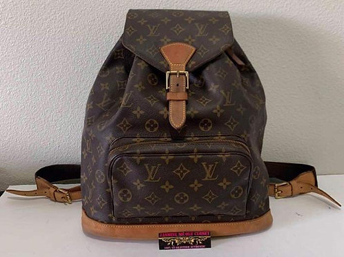 LV Backpack Monsouris GM